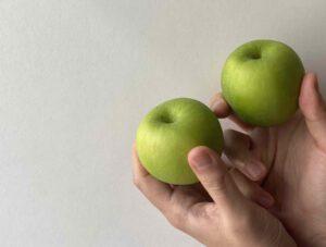 3. ทานแอปเปิลด้วยยิ่งดี