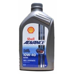 2. น้ำมันเครื่อง Shell Advance ULTRA