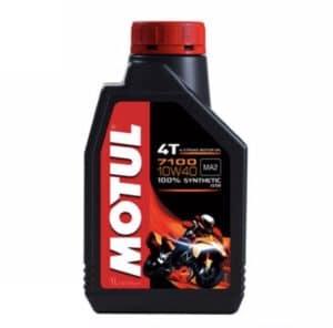 6. น้ำมันเครื่อง MOTUL 7100