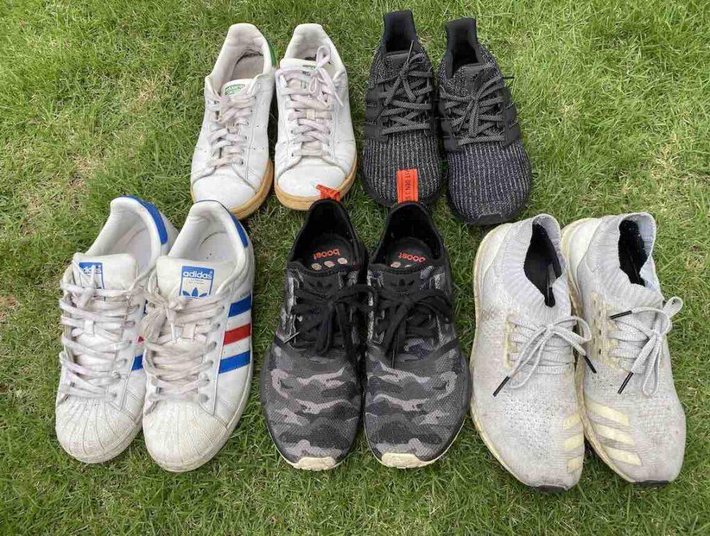 """คำแนะนำในการซื้อ """"รองเท้า Adidas"""""""