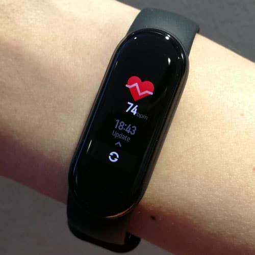 นาฬิกา Xiaomi Mi Band 5