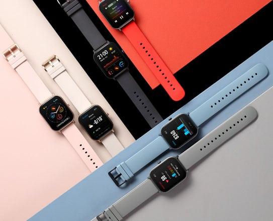 นาฬิกา Xiaomi Amazfit GTS Color