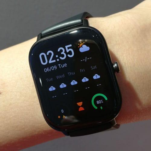 นาฬิกา Xiaomi Amazfit GTS