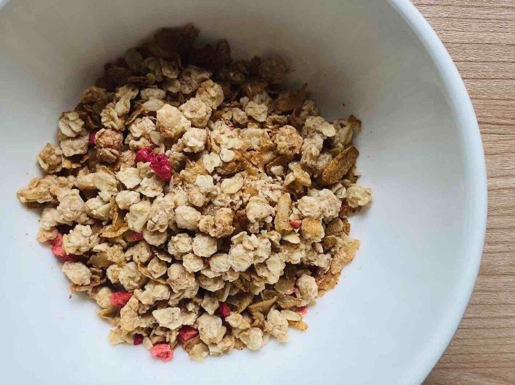 Berry Crunch Muesli croquant