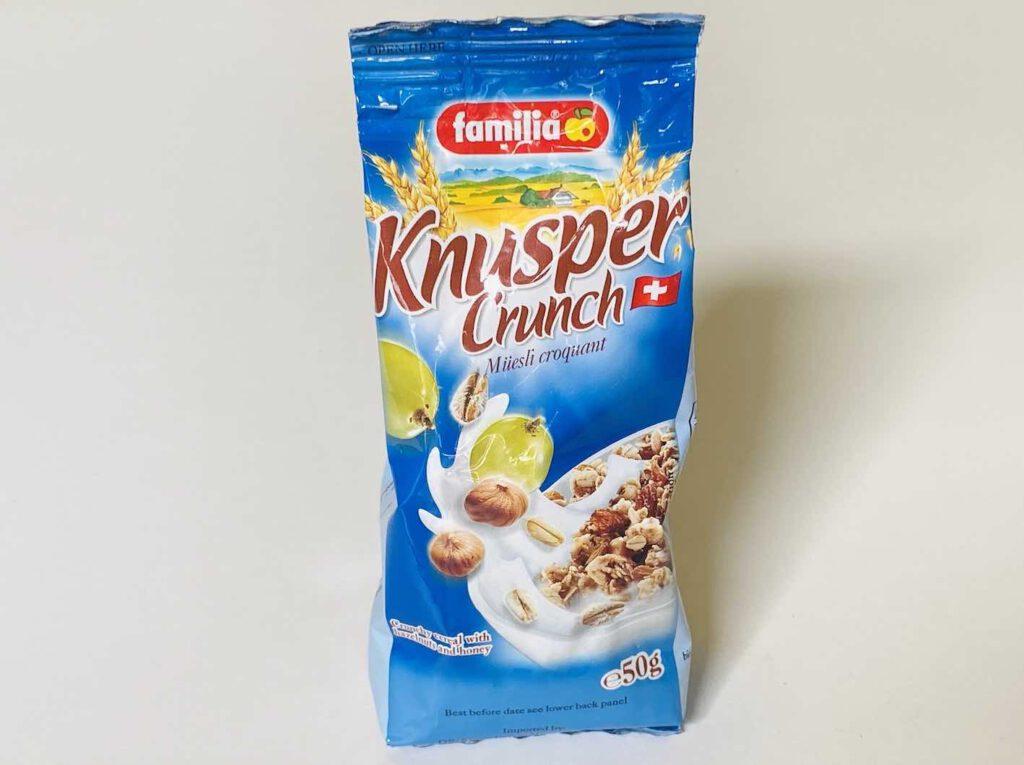 มูสลี่ Knusper Crunch