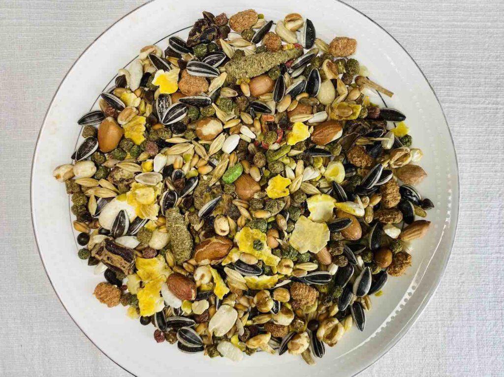 อาหารหนูแฮมเตอร์ ยี่ห้อ VERSELE-LAGA Crispy Muesli Hamsters & Co