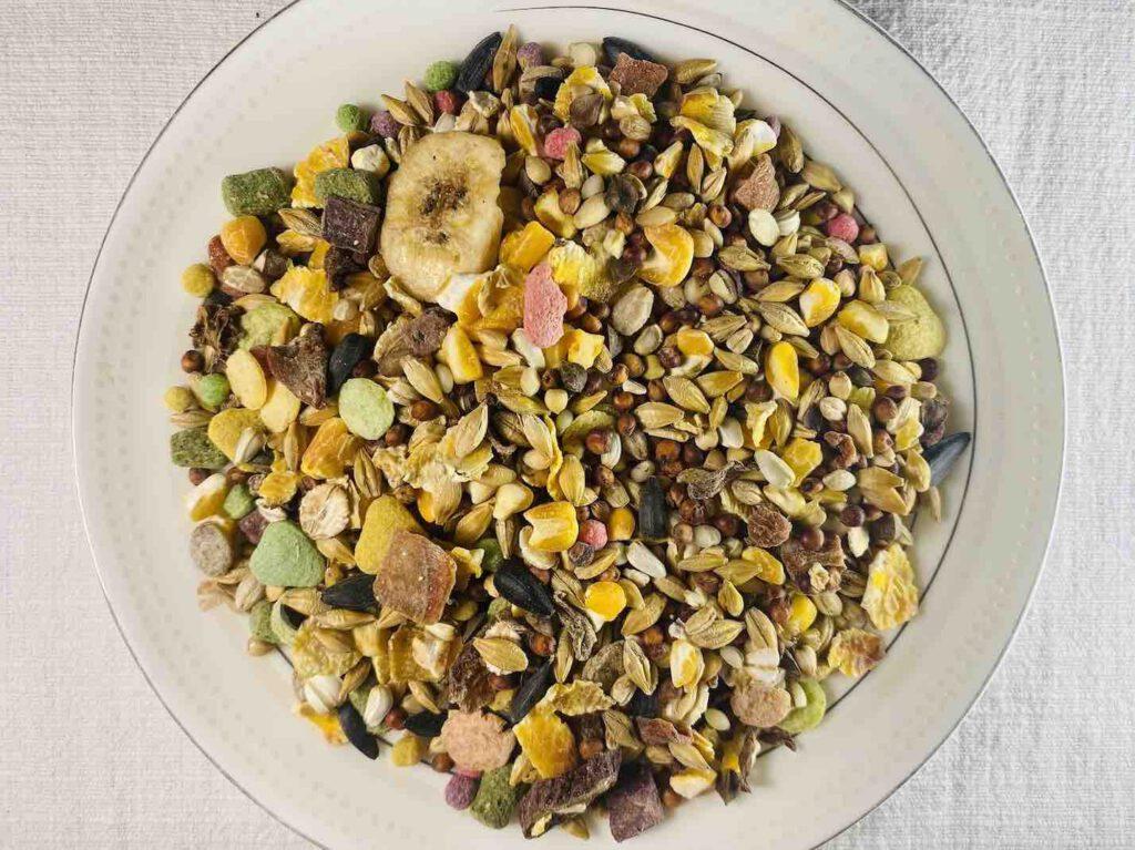 ยี่ห้อ 果蔬 仓鼠粮 จากประเทศจีน