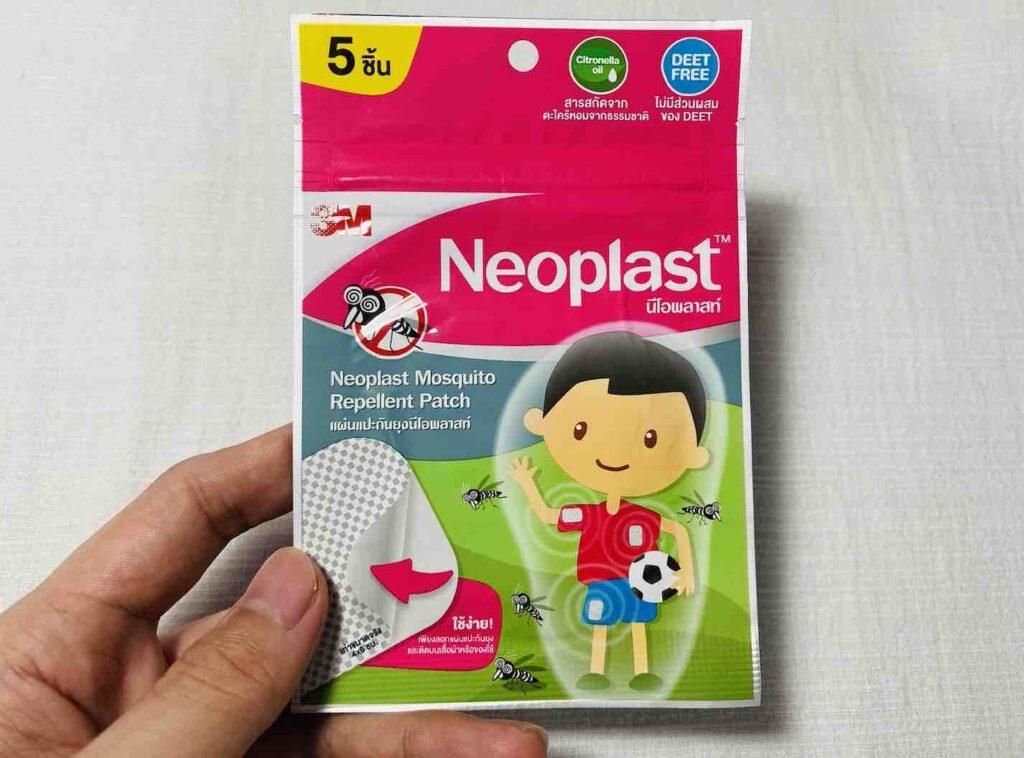 2. ยี่ห้อ 3M Neoplast