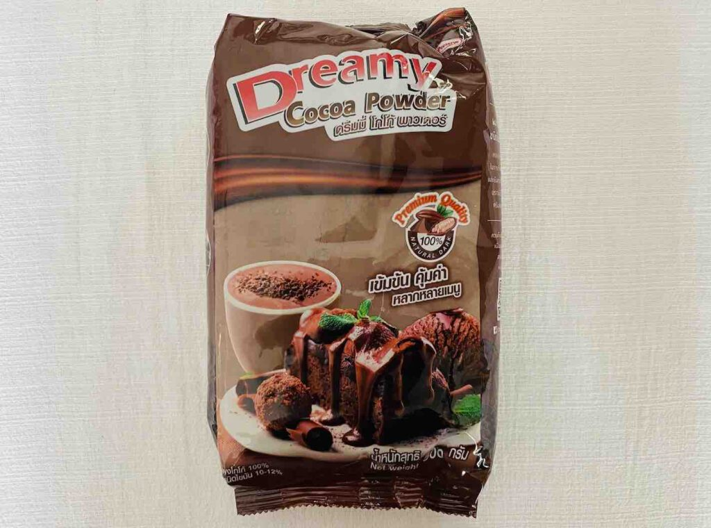 6. ยี่ห้อ Dreamy Cocoa Powder