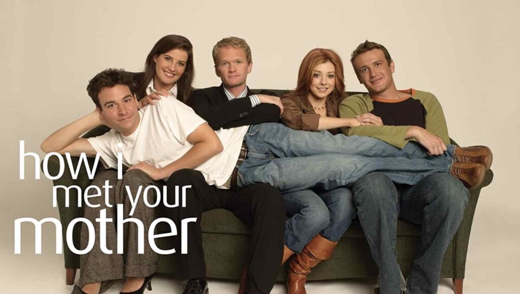 2. How I Met Your Mother