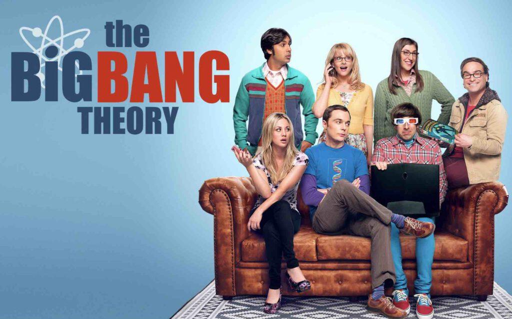 3. ซีรีย์ฝรั่ง แนวตลก ซิทคอม The Big Bang Theory