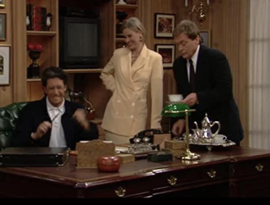 ซีรีย์ฝรั่ง แนวตลก ซิทคอม ห้องทำงานห้องนี้แหละ ที่ทำให้คนดูหัวเราะมานักต่อนักแล้ว ภาพจาก IMDb.com