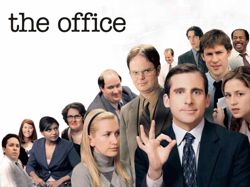 5. ซีรีย์ฝรั่ง แนวตลก ซิทคอม The Office