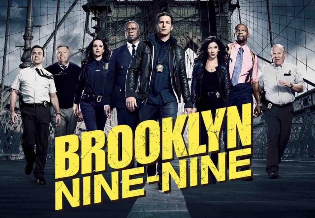 6. Brooklyn Nine-Nine