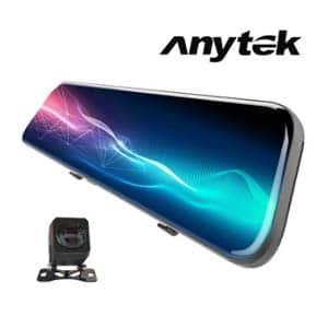 กล้องติดรถยนต์ Anytek A9 กล้องหน้า - หลัง
