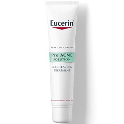 6. ครีมรักษาสิว Eucerin Pro Acne Solution A.I. Clearing Treatment
