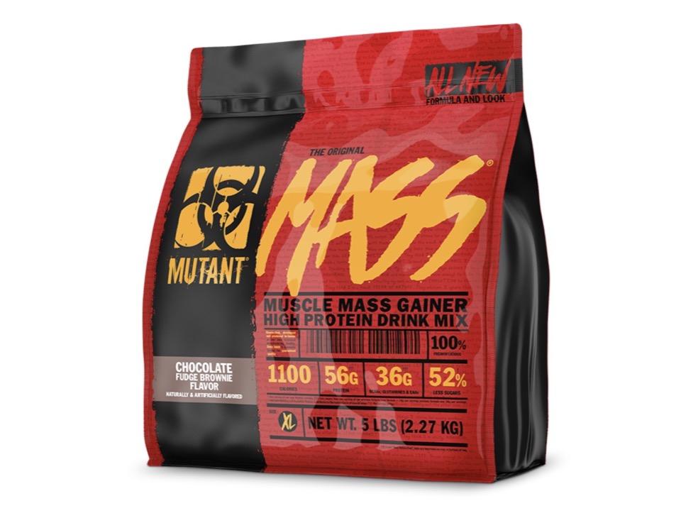 8. โปรตีนเพิ่มน้ำหนัก ยี่ห้อ Mutant Mass