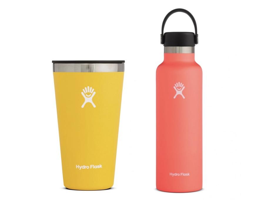 2. แก้วเก็บความเย็น / กระติกเก็บความเย็น ยี่ห้อ HYDRO FLASK