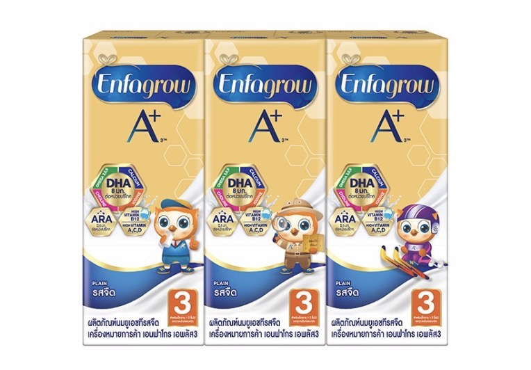 3.3 Enfagrow A+ UHT สูตร 3