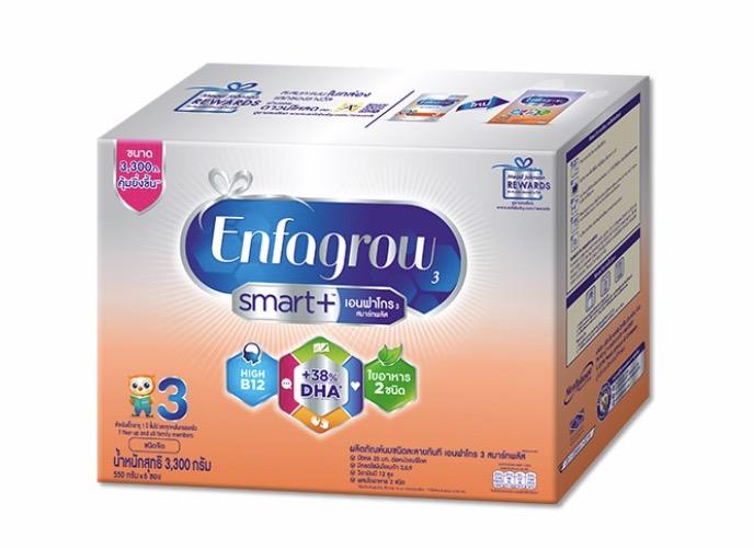 3.1 Enfagrow smart + สูตร 3