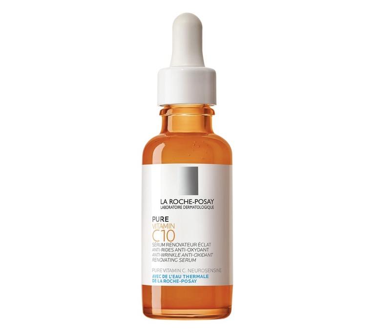 3. เซรั่มวิตามินซี ยี่ห้อ La Roche Posay Pure Vitamin C10