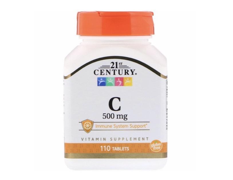 3. ยี่ห้อ 21st Century Vitamin C