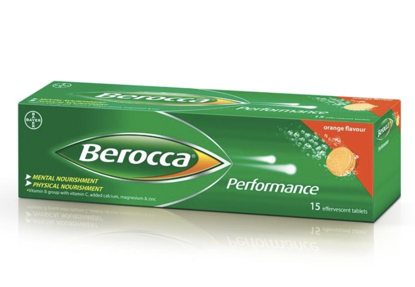 7. ยี่ห้อ Berocca