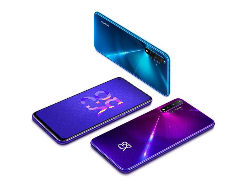 4. Huawei Nova 5T มือถือราคาไม่เกิน 10000 เร็วดี