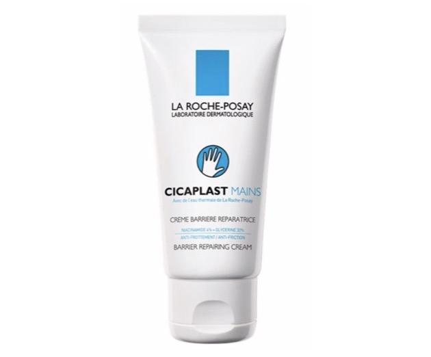 5. ครีมทามือ ยี่ห้อ La Roche-Posay Cicaplast Mains Hand Cream