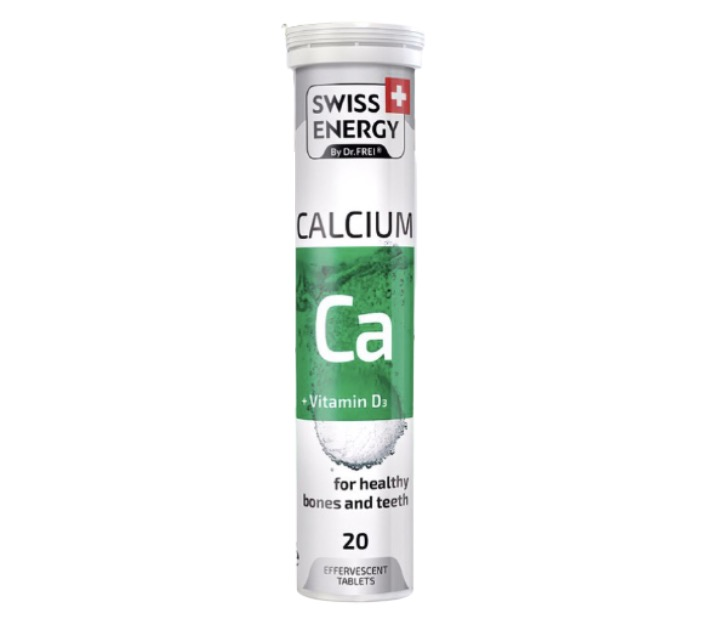 10. ยี่ห้อ Swiss Energy Calcium Ca