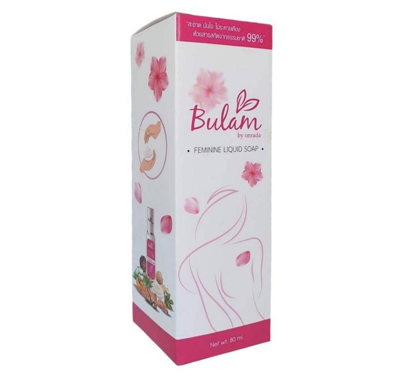 6. ยี่ห้อ Bulan Feminine Liquid Soap
