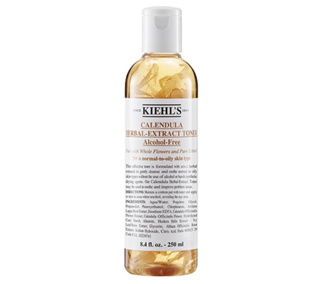 2. ยี่ห้อ Kiehl's Calendula Herbal Extract Toner Alcohol-Free