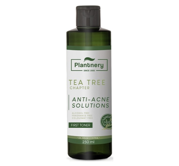 9. ยี่ห้อ Plantnery Tea Tree First Toner