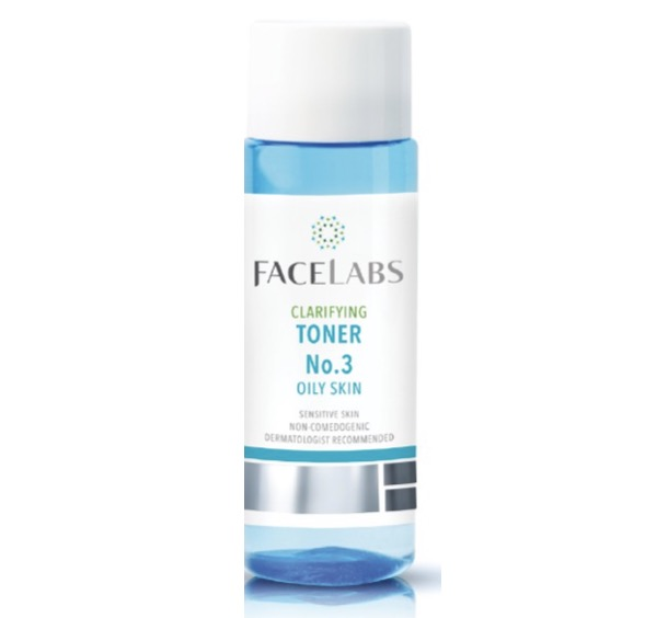 10. ยี่ห้อ FACELABS Clarifying Toner No.3