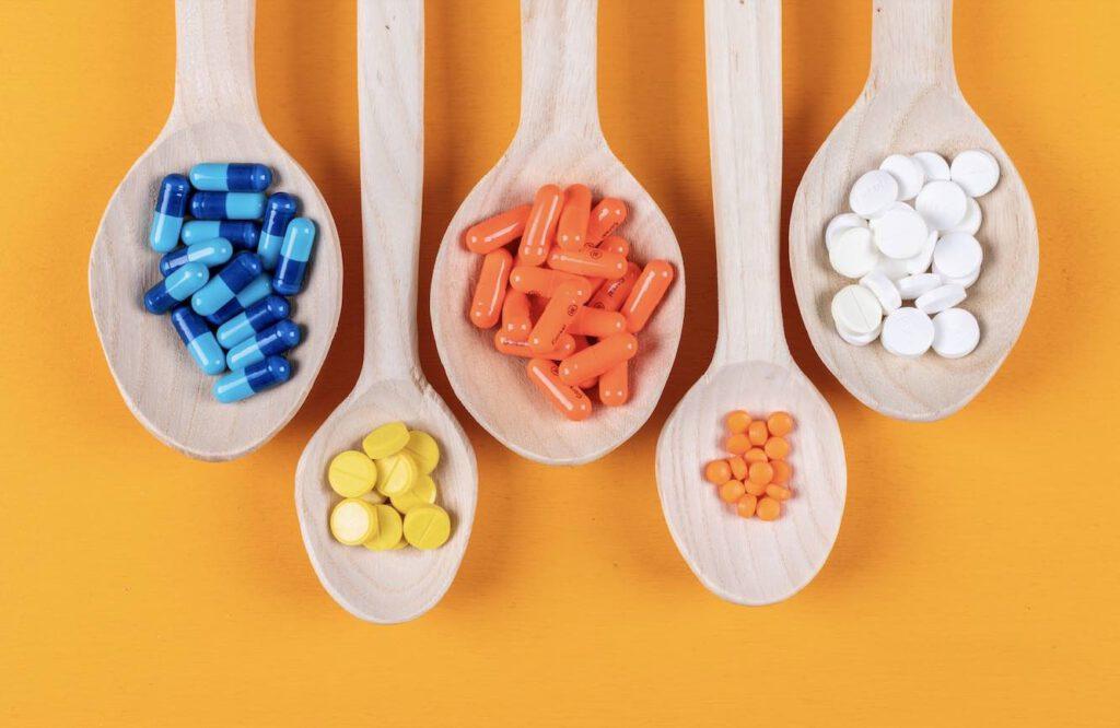 1. อาหารเสริมบำรุงผิวต่อต้านริ้วรอย คอลลาเจน (Collagen)