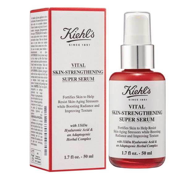 2. ยี่ห้อ KIEHL's Vital Skin-Strengthening Hyaluronic Acid Super Serum