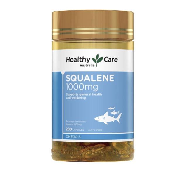 9. ยี่ห้อ Healthy Care Squalene