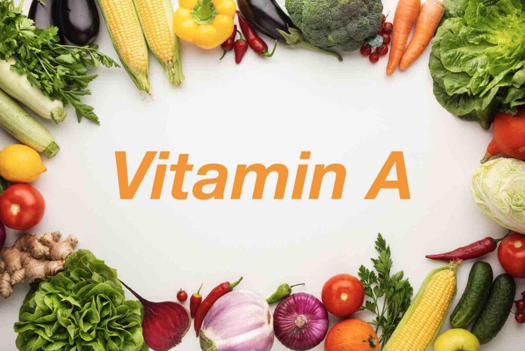 วิตามินบำรุงสายตา หรือ อาหารเสริมบำรุงสายตา วิตามิน A