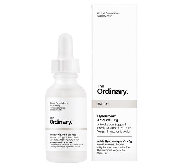 2. รีวิว The Ordinary, Hyaluronic Acid 2% + B5