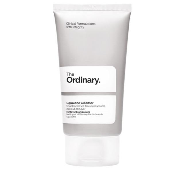 6. รีวิว The Ordinary, Squalane Cleanser
