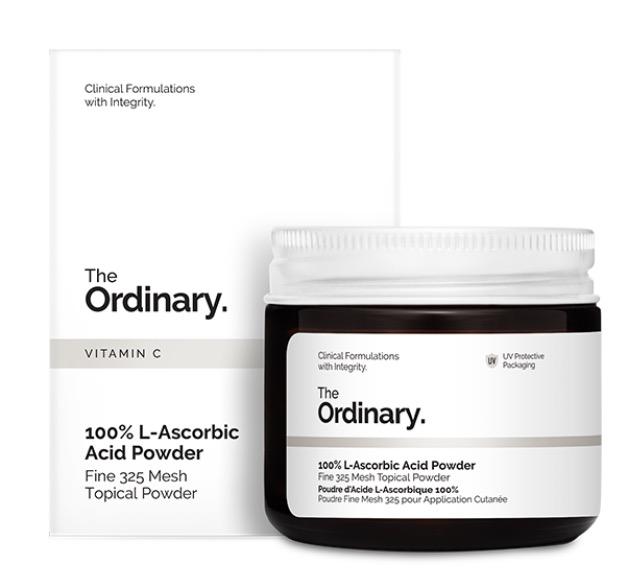 10. รีวิว The Ordinary, 100% L-Ascorbic Acid Powder
