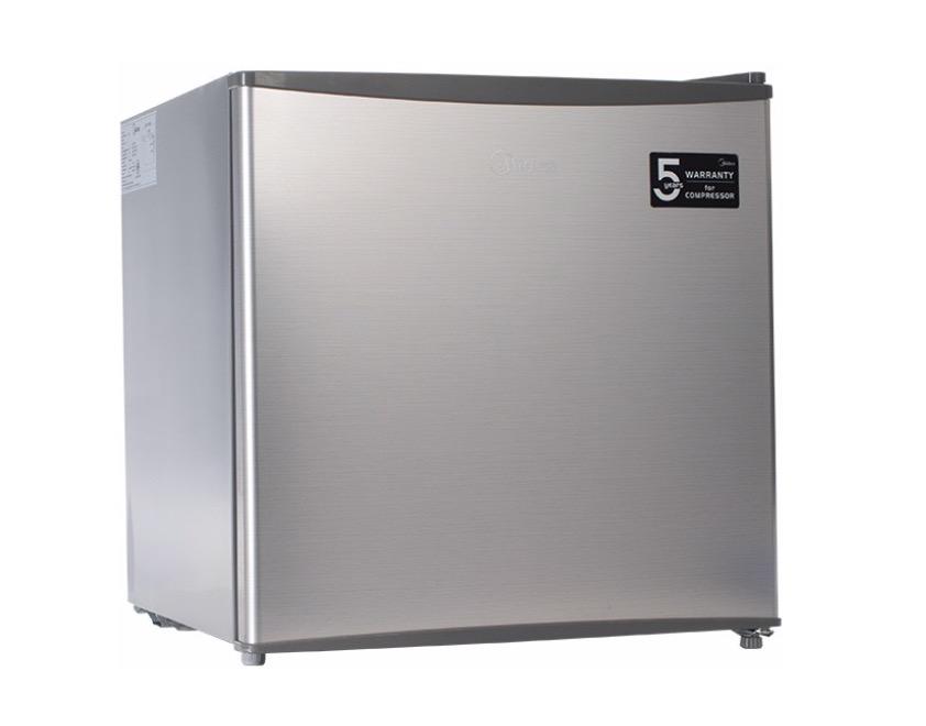 6. ยี่ห้อ Midea Mini Bar ตู้เย็นมินิบาร์ รุ่น HS-65LN