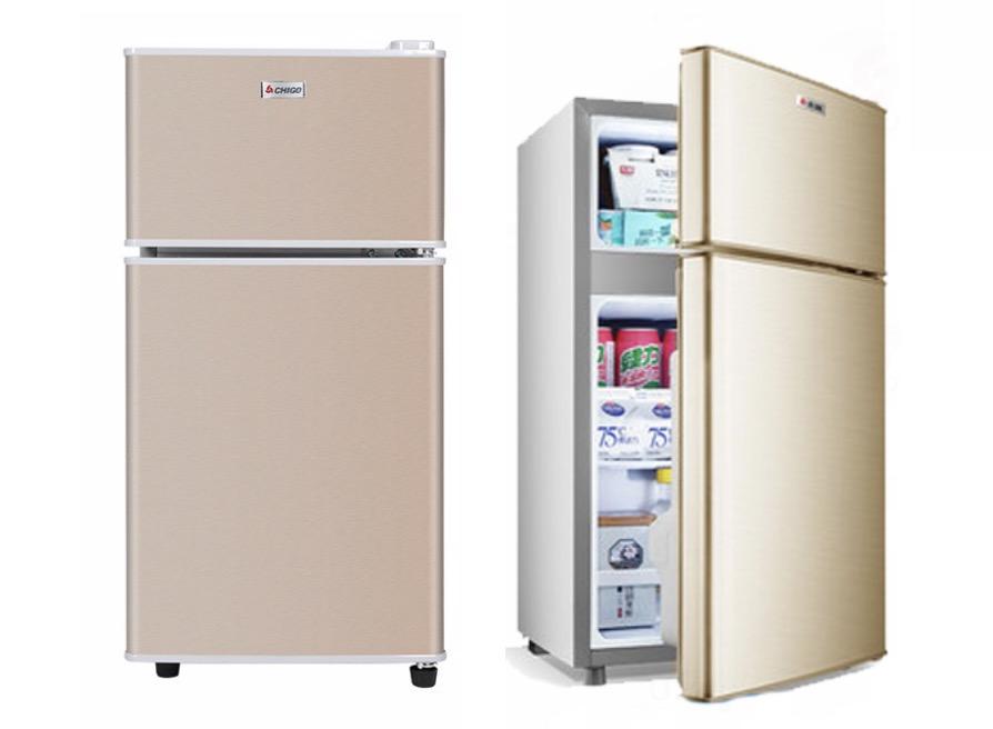 10. ตู้เย็นเล็ก 2 ประตู ไม่มียี่ห้อ