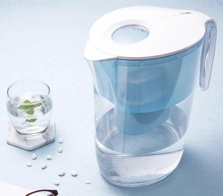 เครื่องกรองน้ำแบบเหยือกกรองน้ำ