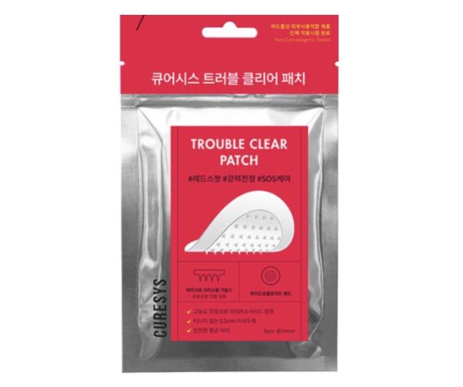4. ยี่ห้อ Curesys Trouble Clear Needle Patch