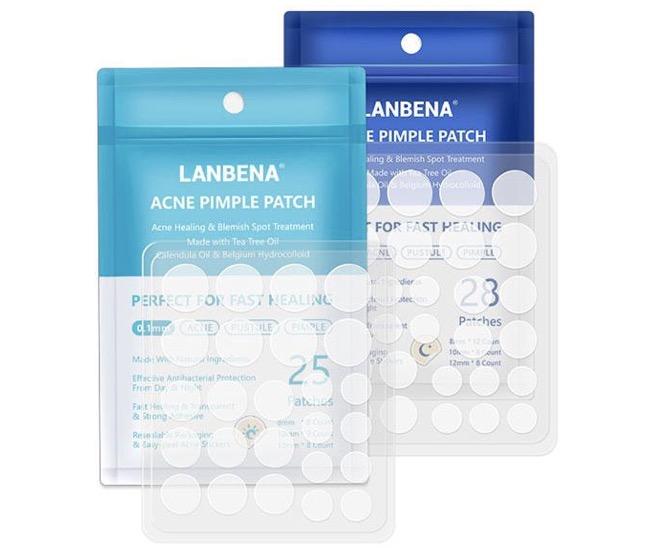 5. ยี่ห้อ LANBENA Acne Pimple Patch