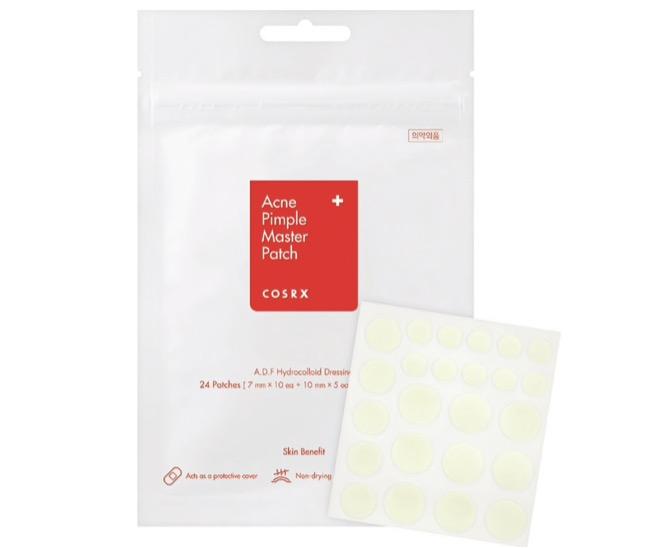 6. ยี่ห้อ COSRX Acne Pimple Master Patch