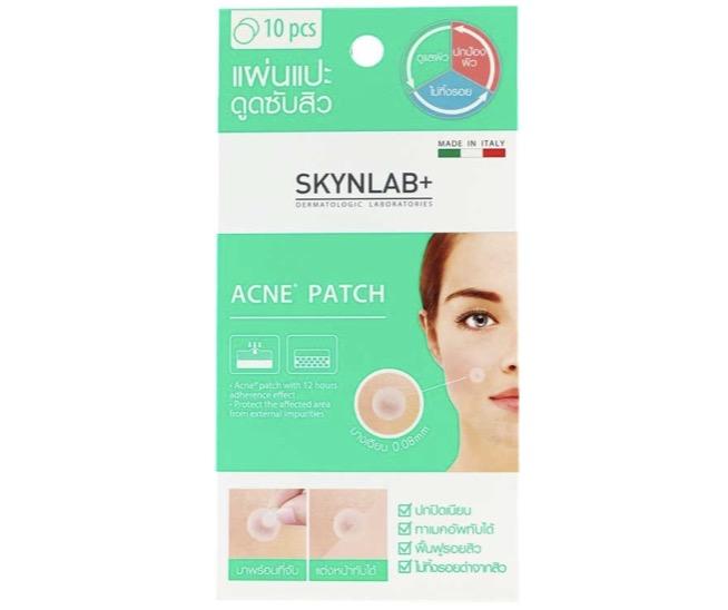 7. ยี่ห้อ SKYNLAB Acne Patch