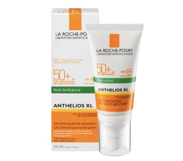 1. ครีมกันแดดคนเป็นสิว ยี่ห้อ La Roche Posay Anthelios XL Dry Touch SPF 50+
