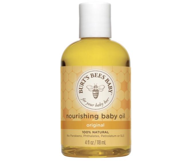 7. ออยทาผิว ยี่ห้อ Burt's Bees baby Bee Nourishing Baby Oil